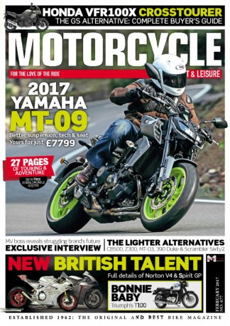 Motorcycle Sport & Leisure Magazine Subscription