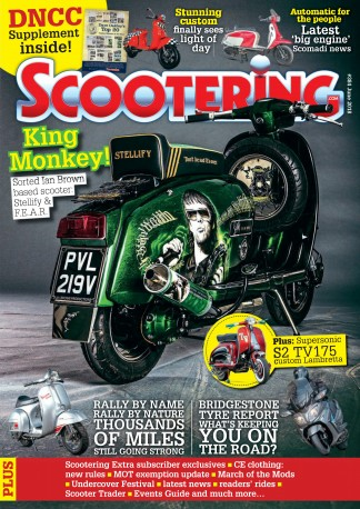 Scootering Magazine Subscription