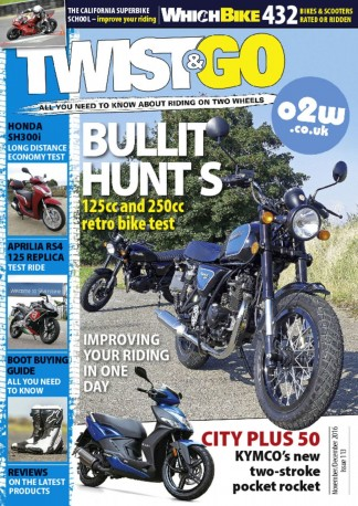 Twist & Go Magazine Subscription
