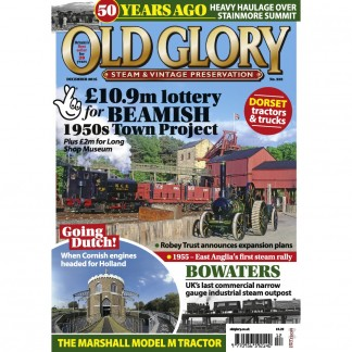 Old Glory Magazine Subscription