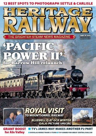 Heritage Railway Magazine Subscription