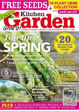 Kitchen Garden Magazine Subscription