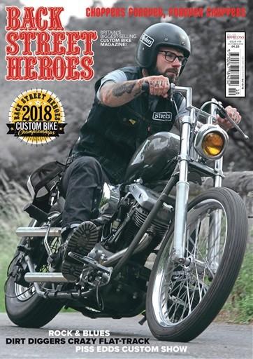 Back Street Heroes Magazine Subscription