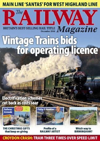 The Railway Magazine Magazine Subscription