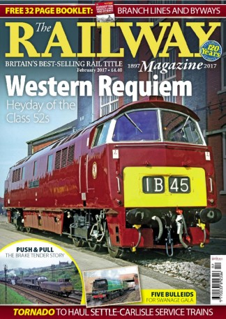 The Railway Magazine Magazine Subscription