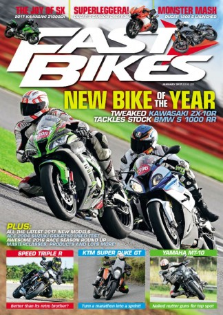 Fast Bikes Magazine Subscription