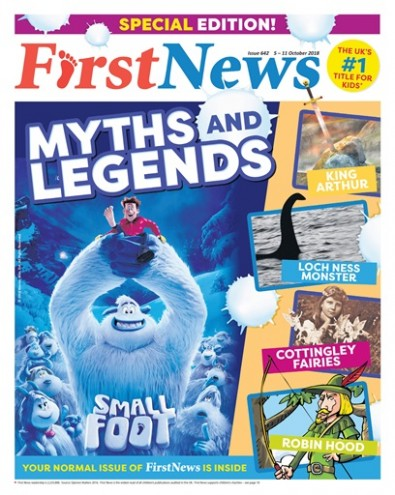 First News Magazine Subscription