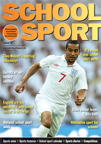 School Sport Magazine Magazine Subscription