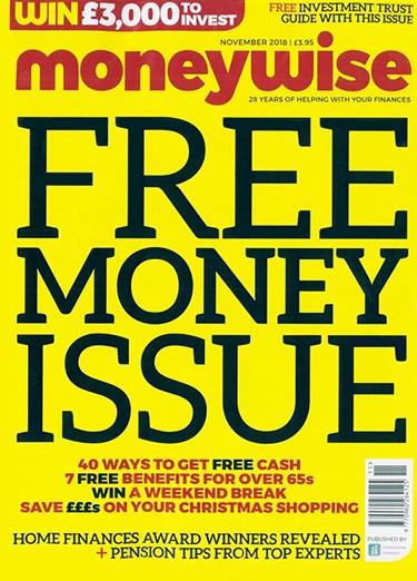 Moneywise Magazine Subscription