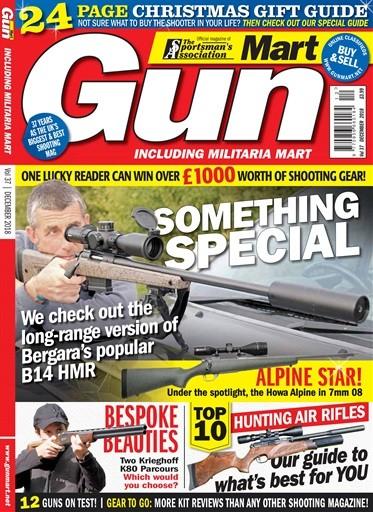 Gun Mart Magazine Subscription
