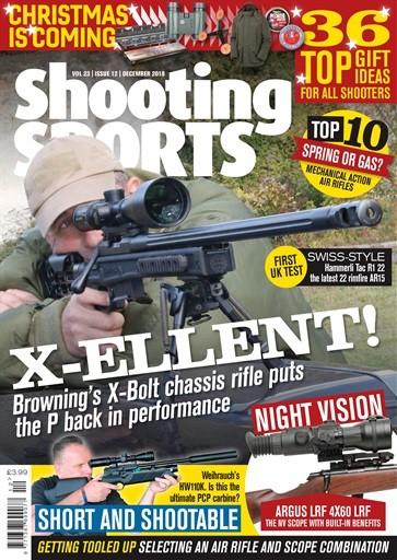 Shooting Sports Magazine Subscription