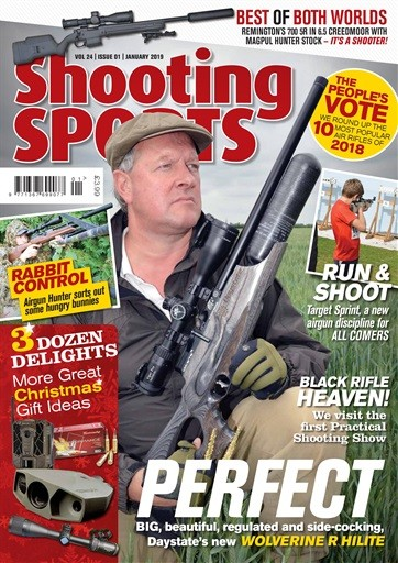 Shooting Sports Magazine Subscription