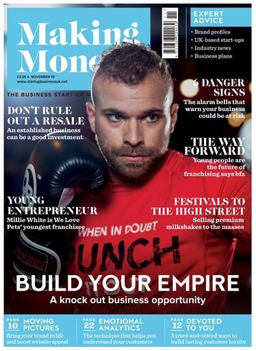 Making Money Magazine Subscription