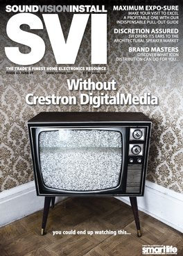 What's New in Sound and Vision Magazine Subscription