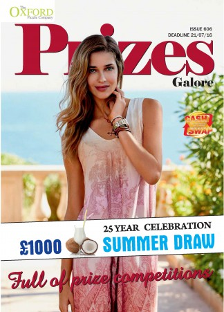 Prizes Galore Magazine Subscription