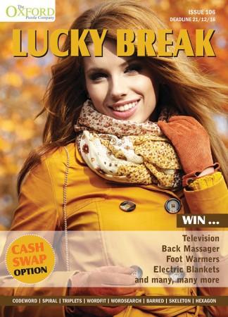 Lucky Break! Magazine Subscription