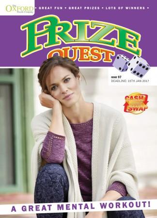 Prize Quest Magazine Subscription