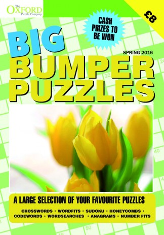 Big Bumper Puzzles Magazine Subscription