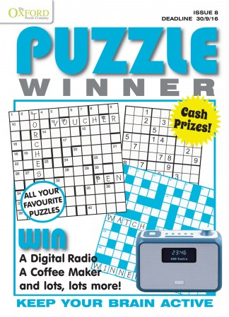Puzzle Winner Magazine Subscription