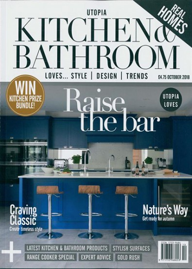 Utopia Kitchen & Bathroom Magazine Subscription