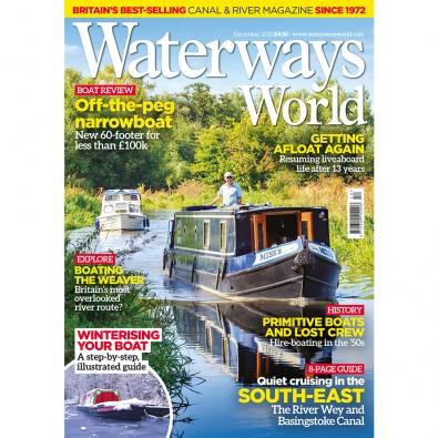 Waterways World Magazine Subscription