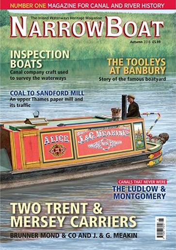 NarrowBoat Magazine Subscription