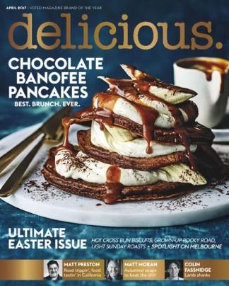 delicious. Magazine Subscription
