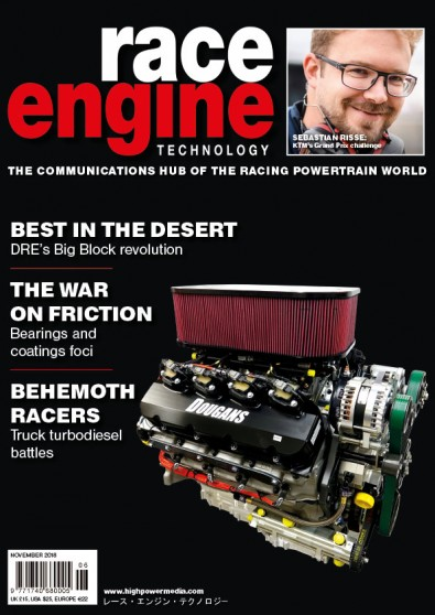 Race Engine Technology Magazine Subscription