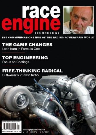 Race Engine Technology Magazine Subscription