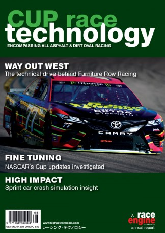 Cup Race Technology Magazine Subscription