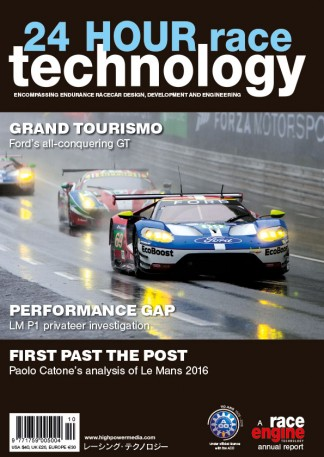 24 Hour Race Technology Magazine Subscription