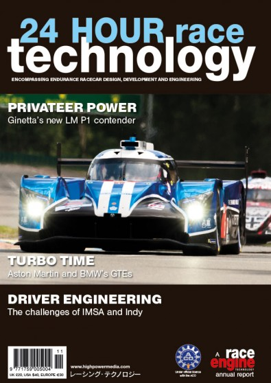 24 Hour Race Technology Magazine Subscription