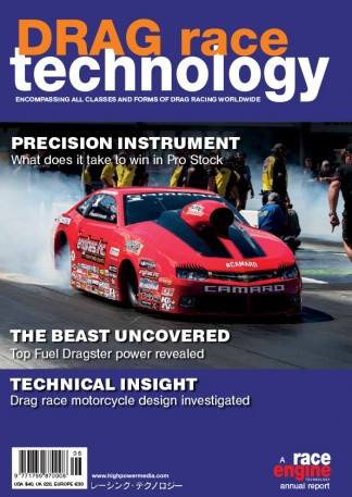 Drag Race Technology Magazine Subscription
