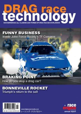 Drag Race Technology Magazine Subscription