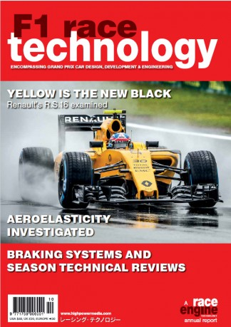 F1 Race Technology Magazine Subscription