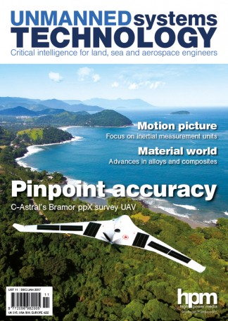 Unmanned Systems Technology Magazine Subscription