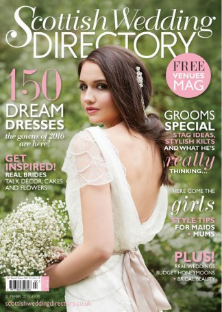 Scottish Wedding Directory Magazine Subscription