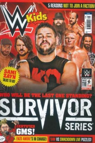 WWE Kids Magazine Subscription