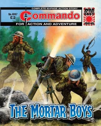 Commando Magazine Subscription