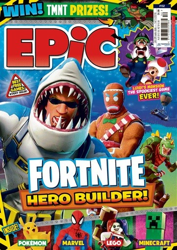 EPIC Magazine Subscription