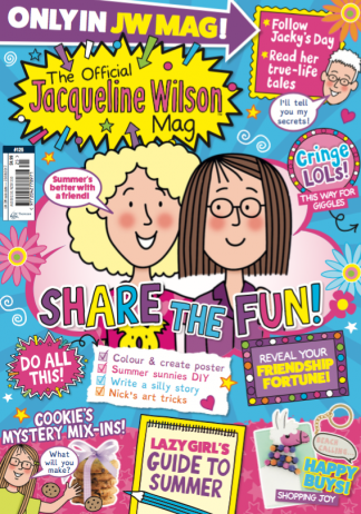 The Official Jacqueline Wilson Magazine Subscription