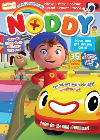Noddy Magazine Subscription