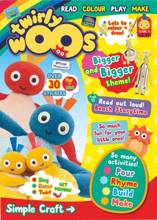 Twirlywoos Magazine Subscription