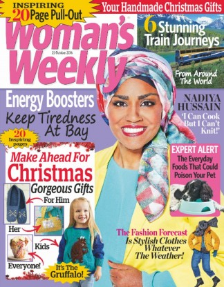 Woman's Weekly Magazine Subscription