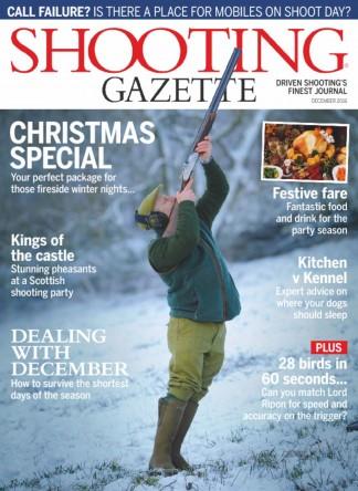 Shooting Gazette Magazine Subscription