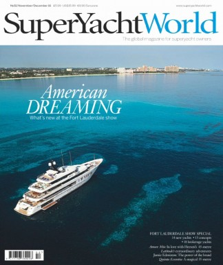 Super Yacht World Magazine Subscription