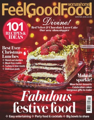 Woman & Home Feel Good Food Magazine Subscription