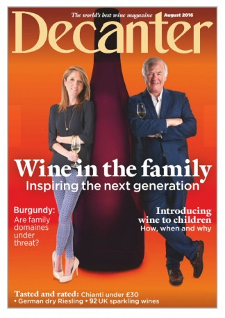 Decanter Magazine Subscription