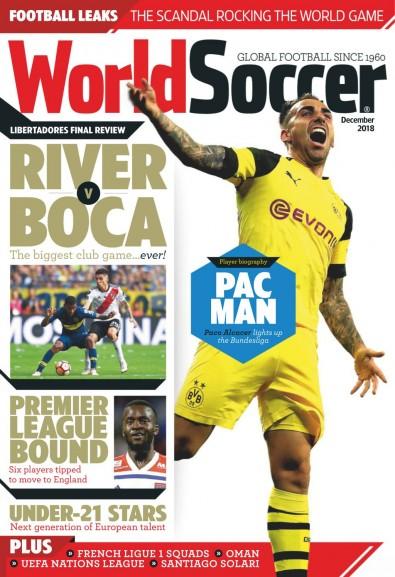 World Soccer Magazine Subscription