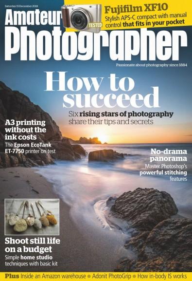Amateur Photographer Magazine Subscription